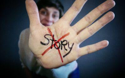Bitte kein Storytelling: wenn Geschichten nerven